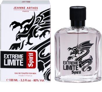 Jeanne Arthes Extreme Limite Spirit eau de toilette para hombre 100 ml