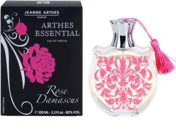 Jeanne Arthes Arthes Essential Rose Damascus eau de parfum para mujer 100 ml