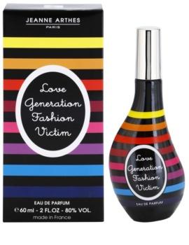 Jeanne Arthes Love Generation Fashion Victim Eau de Parfum til kvinder