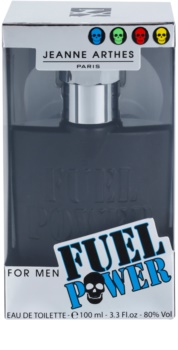 Jeanne Arthes Fuel Power eau de toilette para hombre 100 ml