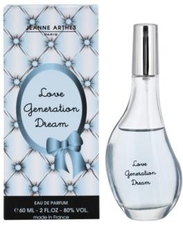 Jeanne Arthes Love Generation Dream eau de parfum para mujer