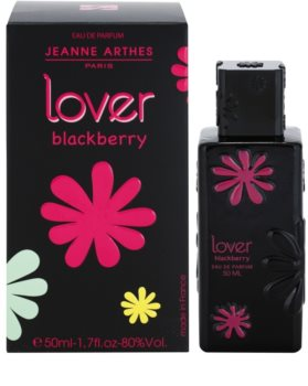 Jeanne Arthes Lover Blackberry eau de parfum para mujer 50 ml