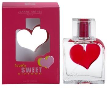 Jeanne Arthes Lovely Sweet Sixteen eau de parfum para mujer