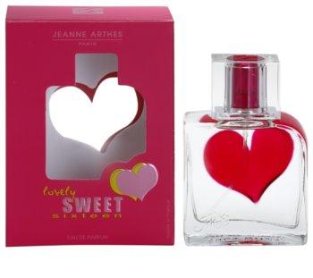 Jeanne Arthes Lovely Sweet Sixteen parfémovaná voda pro ženy