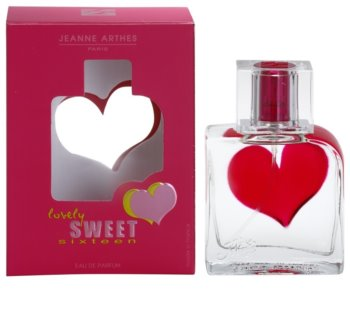 Jeanne Arthes Lovely Sweet Sixteen parfumovaná voda pre ženy