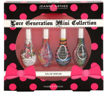 Jeanne Arthes Love Generation Mini lote de regalo I.