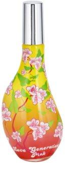 Jeanne Arthes Love Generation Pink Eau de Parfum da donna
