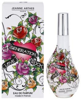 Jeanne Arthes Love Generation Rock Eau de Parfum pentru femei