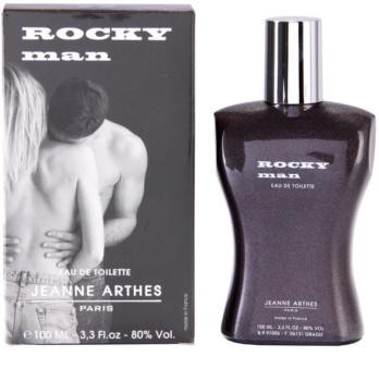 Jeanne Arthes Rocky Man eau de toilette for Men