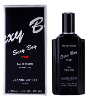 Jeanne Arthes Sexy Boy Sport Eau de Toilette for Men