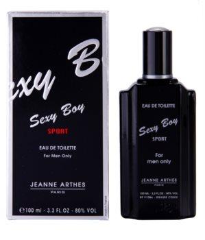 Jeanne Arthes Sexy Boy Sport Eau de Toilette pour homme