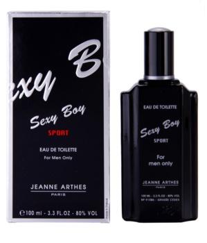 Jeanne Arthes Sexy Boy Sport туалетная вода для мужчин