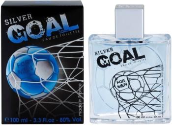 Jeanne Arthes Silver Goal eau de toilette para homens