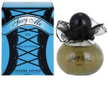 Jeanne Arthes Sexy Me No. 2 parfumovaná voda pre ženy