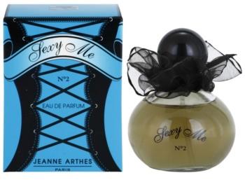 Jeanne Arthes Sexy Me No. 2 woda perfumowana dla kobiet