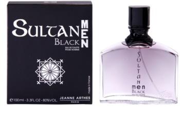 Jeanne Arthes Sultane Men Black Eau de Toilette Miehille