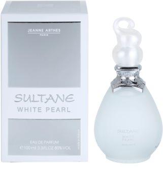 Jeanne Arthes Sultane White Pearl eau de parfum para mujer 100 ml