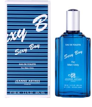 Jeanne Arthes Sexy Boy eau de toilette para homens