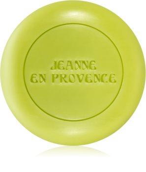 Jeanne en Provence Verveine Agrumes luxusní francouzské mýdlo