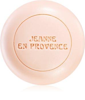 Jeanne en Provence Rose savon de luxe français