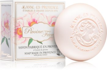 Jeanne en Provence Pivoine Féerie jabón perfumado para mujer