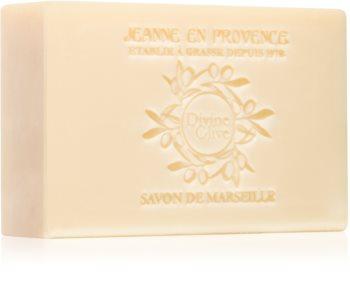 Jeanne en Provence Divine Olive přírodní tuhé mýdlo