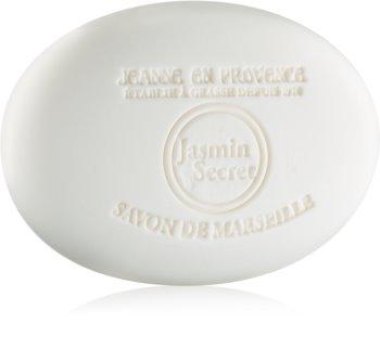 Jeanne en Provence Jasmin Secret savon de luxe mains