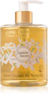 Jeanne en Provence Jasmin Secret savon liquide mains