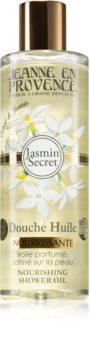 Jeanne en Provence Jasmin Secret huile de douche