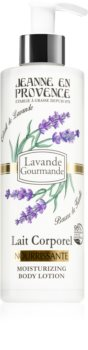 Jeanne en Provence Lavande Gourmande tělové mléko