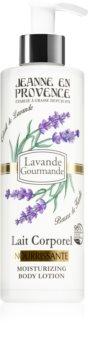 Jeanne en Provence Lavande Gourmande testápoló tej