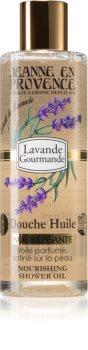 Jeanne en Provence Lavande Gourmande ápoló tusoló gél