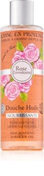 Jeanne en Provence Rose huile de douche