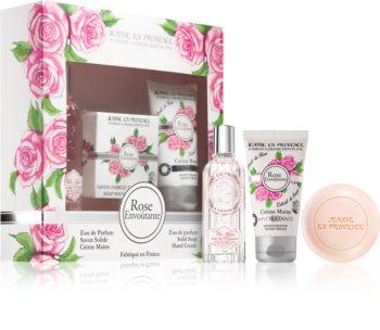 Jeanne en Provence Rose Envoûtante darčeková sada II. pre ženy