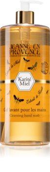 Jeanne en Provence Karité Miel течен сапун за ръце