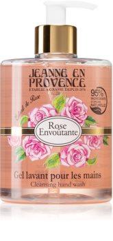 Jeanne en Provence Rose Envoûtante flüssige Seife für die Hände