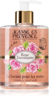 Jeanne en Provence Rose Envoûtante течен сапун за ръце