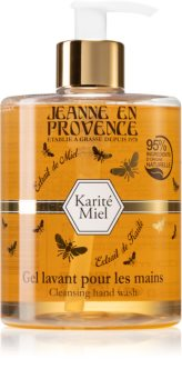 Jeanne en Provence Karité Miel savon liquide mains