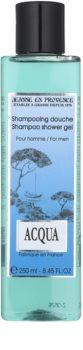 Jeanne en Provence Acqua gel de ducha para hombre 250 ml