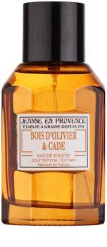 Jeanne en Provence Olive Wood & Juniper toaletná voda pre mužov