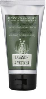 Jeanne en Provence Lavander & Vétiver balzám po holení pro muže 75 ml