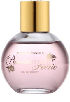 Jeanne en Provence Pivoine Féerie eau de parfum para mulheres