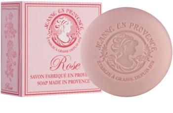 Jeanne en Provence Rose luxuriöse französische Seife