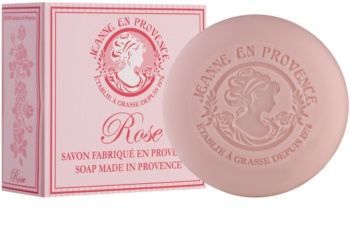 Jeanne en Provence Rose sapone francese di lusso