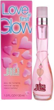 Jennifer Lopez Love at First Glow toaletná voda pre ženy