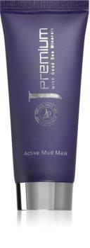 Jericho Premium почистваща маска с кал за всички типове кожа на лицето