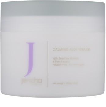 Jericho Body Care gel calmante con aloe vera