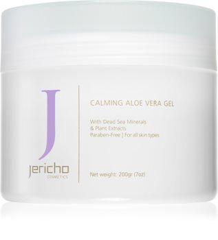 Jericho Body Care zklidňující gel s aloe vera
