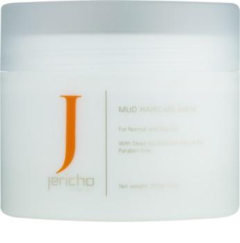 Jericho Hair Care mascarilla de barro para cabello  para cuero cabelludo graso e irritado