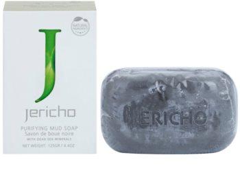 Jericho Body Care мыло с черной грязью